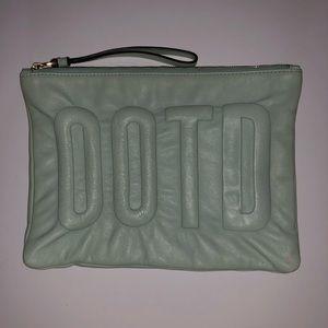 Kate Spade Saturday OOTD Clutch Bag in Mint